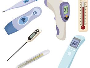 Termômetro: Você sabe como usar todos os tipos?