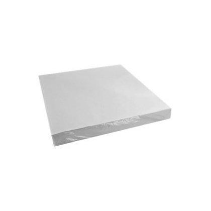Papel filtro qualitativo 80GR quadrado
