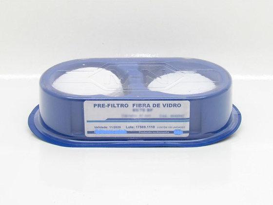 Pré filtro fibra de vidro