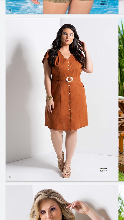005 - Vestido Program Plus Size