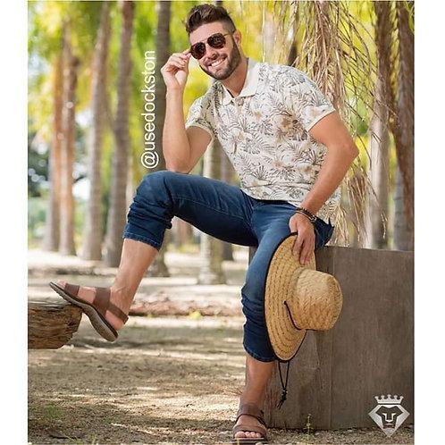 008 - Conjunto Camisa e Calça Dockston