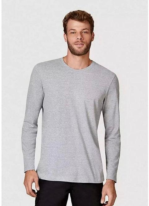 010 - Camiseta básica masculina Hering