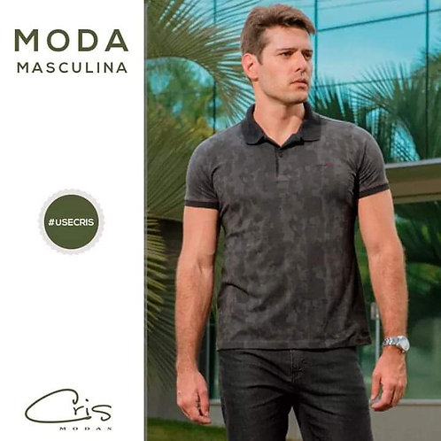 013 - Conjunto Camisa e Calça Dockston