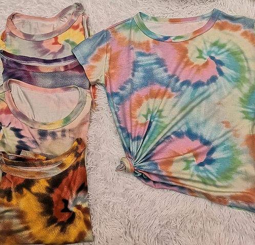 304 - T-shirt Tie Dye