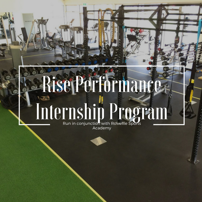 Rise Performance Internship Program Icon