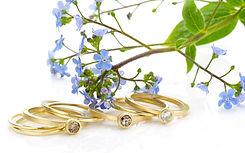Verlovingsringen _  Bruine Diamant _  At