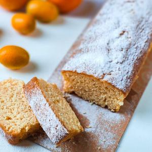 עוגת תפוזים טבעונית