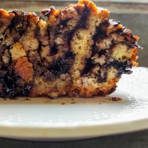 עוגת שמרים טבעונית