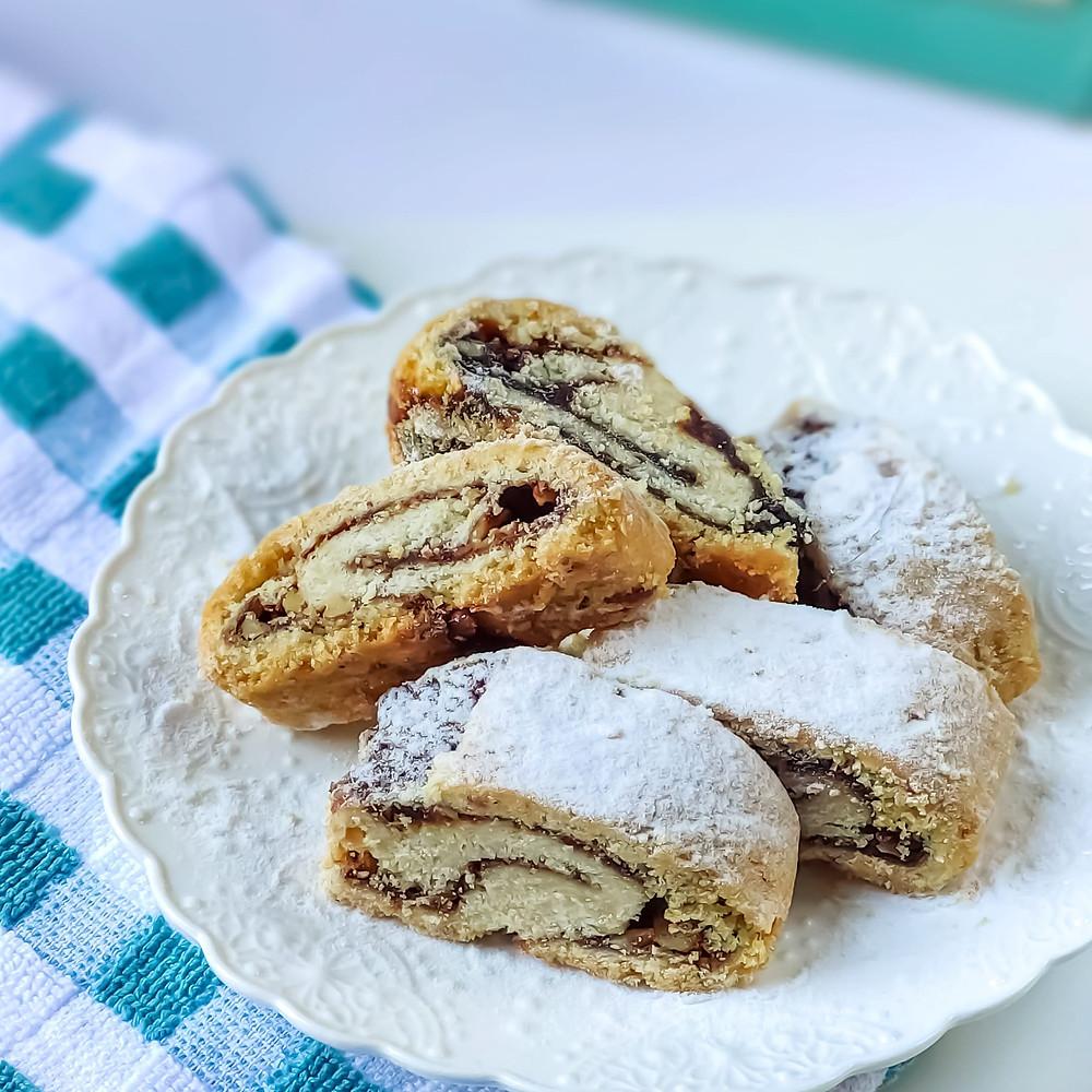 עוגיות תמרים טבעוניות