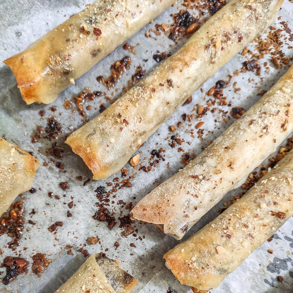סיגרים ממולאים בעוגיות