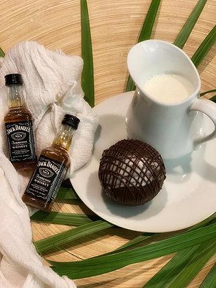 CrocusKek Hot Chocolate Bombs - Chocolate Marshmallow/Whiskey