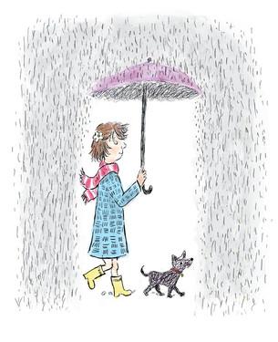 """Walk in the Rain"""