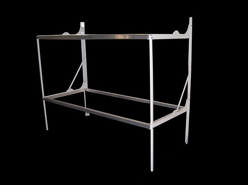 Standard Folding Bunk Bed with Rail Kit