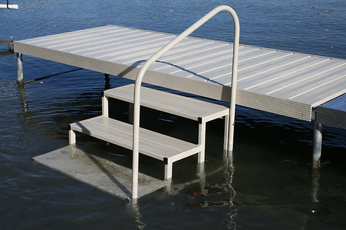Powder Coated Dock Sections 4 FT x 10 Ft