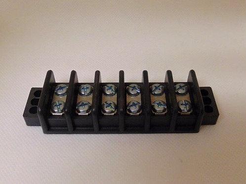 6 Position Terminal Block