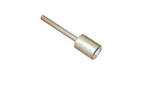 3/4 hex cordless drill attachment