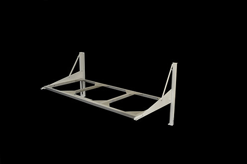 Single Folding Twin Bed with Rail Kit 960031