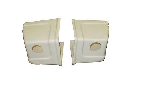 Liftco Bumper End Cap Set