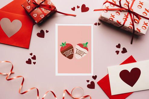 Chocolate Strawberries