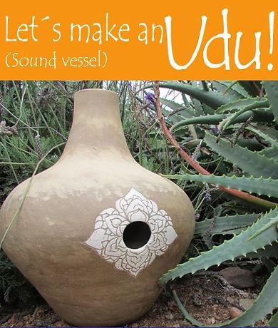 Make an Udu