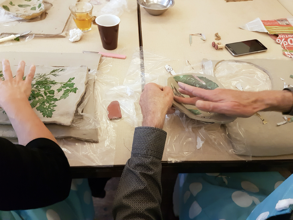 Workshop Schalen maken