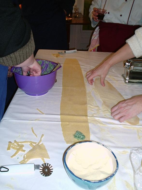 Workshop Keramiek & Pasta