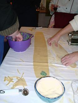 Workshop Ceramics & Pasta