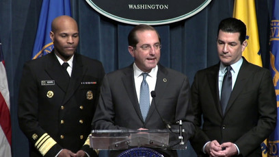 Surgeon General's Press Conference on E-cigarette Use Among Youth