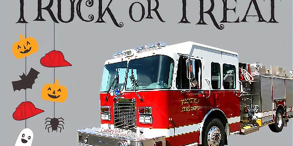 Truck or Treat Open House