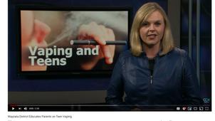 CCX Media: Wayzata District Educates Parents on Teen Vaping