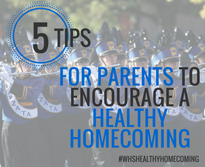 5 Tips for Encouraging a Healthy Homecoming