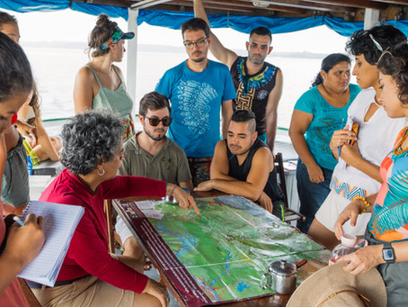 Academia Amazônia Ensina realiza 2ª edição da Expedição Amazônia 21
