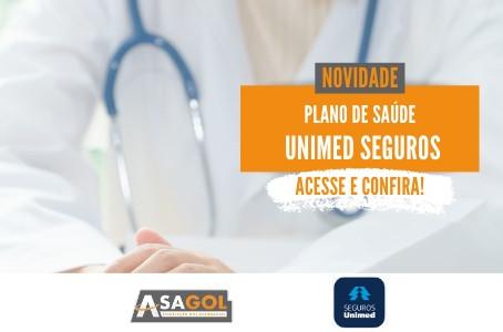 Plano de Saúde UNIMED SEGUROS pela ASAGOL