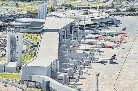ANAC aprova ampliação da pista do Aeroporto de Confins