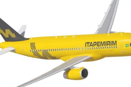 Itapemirim anuncia seus primeiros destinos