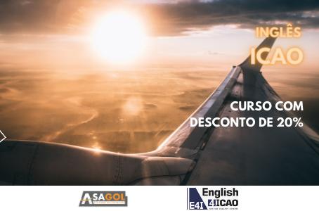 English4ICAO | 20% DE DESCONTO PARA ASSOCIADOS