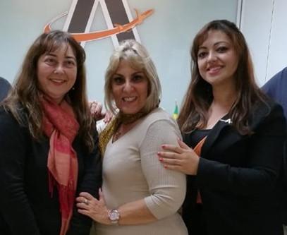 Depoimentos ASAGOL: Cms. Sandra Destri agradece a ajuda da associação na renovação de seu CMA