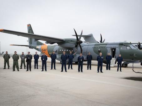 FAB recebe mais um SC-105 Amazonas