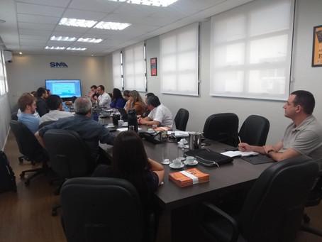 Reunião da CNFH debate atualizações do Projeto Fadigômetro e melhorias na metodologia