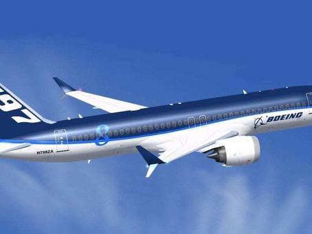 Novo projeto: Boeing pode iniciar produção do 797