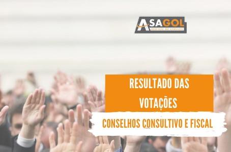 Resultado da Votação | Conselhos Consultivo e Fiscal