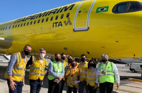 Itapemirim agradece a GOL e empresas que ajudaram a companhia decolar
