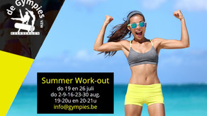 Summer Work-out!