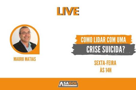 Live | Como lidar com uma crise suicida?