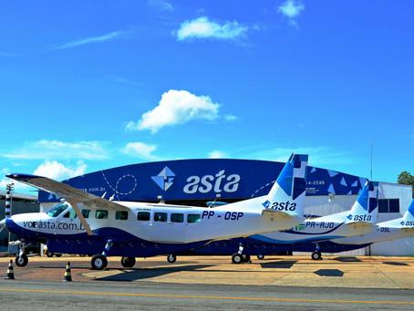 GOL e ASTA anunciam acordo de interline
