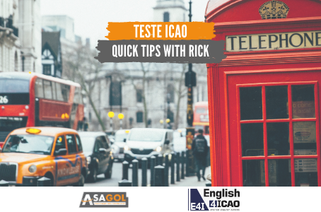 English Tips | ICAO