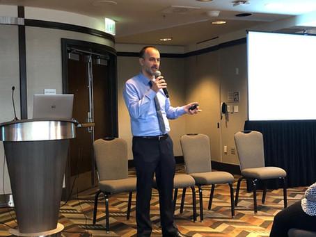 Fadigômetro é apresentado no FRMS Forum 2019