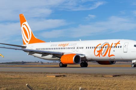 Expectativa da GOL é retomar voos internacionais em junho
