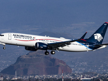Boeing 737 MAX: AeroMexico será a 2ª no mundo a retornar voos