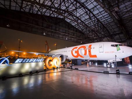 GOL quer reativar toda sua frota de Boeing 737 MAX